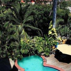 Отель Apart Hotel La Cordillera Гондурас, Сан-Педро-Сула - отзывы, цены и фото номеров - забронировать отель Apart Hotel La Cordillera онлайн бассейн фото 2