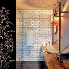 Отель Hôtel Restaurant Au Bœuf Couronné ванная