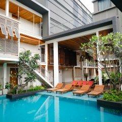 Nanda Heritage Hotel бассейн
