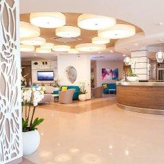 Отель WELA Солнечный берег интерьер отеля фото 2