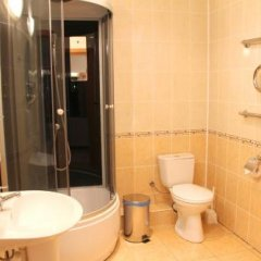 Гостиница Зеленая Роща ванная
