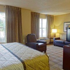 Отель Extended Stay America Fort Lauderdale - Cypress Creek Prk N комната для гостей фото 4