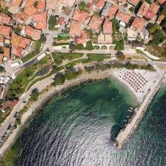 Отель Boutique Villa Azzura Несебр бассейн