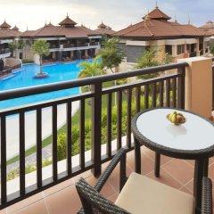 Отель Anantara The Palm Dubai Resort 5* Апартаменты с различными типами кроватей фото 7