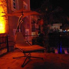 Boutique Nergiz Hotel Сиде балкон