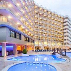 Отель Beverly Park & Spa Испания, Бланес - 10 отзывов об отеле, цены и фото номеров - забронировать отель Beverly Park & Spa онлайн бассейн