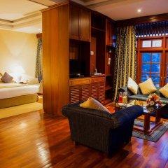 Mahaweli Reach Hotel комната для гостей фото 5