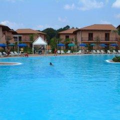Отель TH Pizzo Calabro - Porto Ada Village Пиццо бассейн