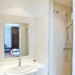 Отель Ivbergs Hotel Messe Nord Германия, Берлин - 14 отзывов об отеле, цены и фото номеров - забронировать отель Ivbergs Hotel Messe Nord онлайн ванная фото 2