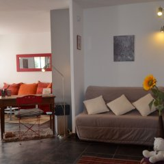 Отель MyNice Rouge Indien Франция, Ницца - отзывы, цены и фото номеров - забронировать отель MyNice Rouge Indien онлайн комната для гостей фото 2