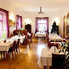 Отель Villa De Baron Германия, Дрезден - отзывы, цены и фото номеров - забронировать отель Villa De Baron онлайн питание