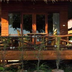 Отель Palm Leaf Resort Koh Tao бассейн