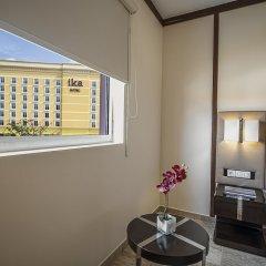 iu Hotel Luanda Talatona в номере