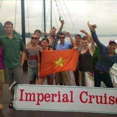 Отель Imperial Classic Cruise Halong спортивное сооружение
