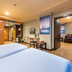 Отель Bangkok Cha-Da Hotel Таиланд, Бангкок - отзывы, цены и фото номеров - забронировать отель Bangkok Cha-Da Hotel онлайн фото 13