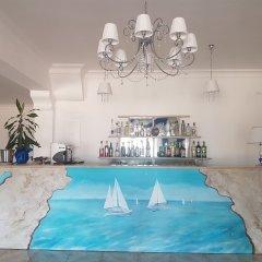 Hotel Ristorante Porto Azzurro Джардини Наксос бассейн