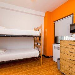 Отель Vanderbilt YMCA Стандартный номер с различными типами кроватей фото 5