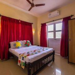 Отель OYO 12030 Home Cosy 2BHK Colva Гоа комната для гостей