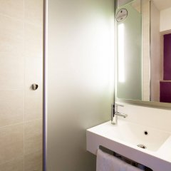 Отель B&B Hôtel Paris Romainville Noisy le Sec ванная