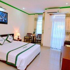 Отель Green Hotel Вьетнам, Вунгтау - отзывы, цены и фото номеров - забронировать отель Green Hotel онлайн комната для гостей фото 4