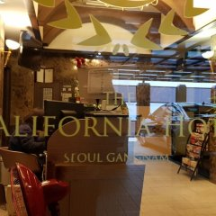The California Hotel Сеул гостиничный бар
