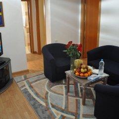 Отель El Oumnia Puerto Марокко, Танжер - отзывы, цены и фото номеров - забронировать отель El Oumnia Puerto онлайн комната для гостей фото 5