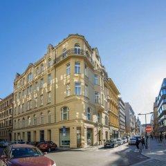 Отель Golden Crown Чехия, Прага - 7 отзывов об отеле, цены и фото номеров - забронировать отель Golden Crown онлайн городской автобус
