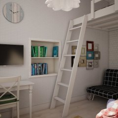 Хостел КойкаГо комната для гостей фото 12