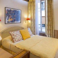Отель Hôtel Du Cygne Париж комната для гостей фото 4
