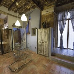 Отель Le stanze dello Scirocco Sicily Luxury Агридженто удобства в номере