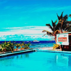 Отель Beachcomber Island Resort Фиджи, Остров Баунти - отзывы, цены и фото номеров - забронировать отель Beachcomber Island Resort онлайн бассейн фото 3
