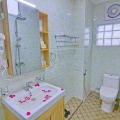 Myat Nan Yone Hotel ванная