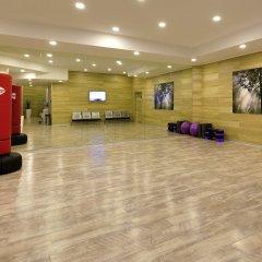 Гостиница Новотель Москва Шереметьево фитнесс-зал фото 3