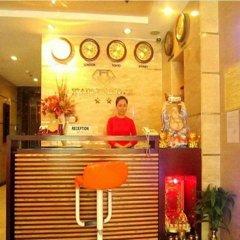 Отель Hoang Vinh Hotel Вьетнам, Хошимин - отзывы, цены и фото номеров - забронировать отель Hoang Vinh Hotel онлайн интерьер отеля