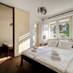 Апартаменты Dom&House-Apartment Morska Central Sopot Сопот комната для гостей фото 3