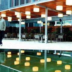Отель SB Diagonal Zero Barcelona Испания, Барселона - 1 отзыв об отеле, цены и фото номеров - забронировать отель SB Diagonal Zero Barcelona онлайн бассейн фото 3
