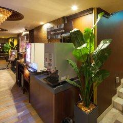 HOTEL Queens Bali интерьер отеля