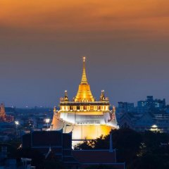 Отель Baan Chanasongkram Таиланд, Бангкок - отзывы, цены и фото номеров - забронировать отель Baan Chanasongkram онлайн балкон
