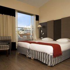 Отель NH Brussels Stéphanie Бельгия, Брюссель - 2 отзыва об отеле, цены и фото номеров - забронировать отель NH Brussels Stéphanie онлайн комната для гостей фото 5