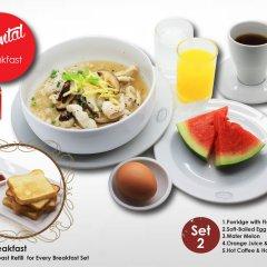 Отель Red Planet Bangkok Surawong питание
