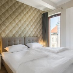 Отель Liza Lux Apartments Old Town Польша, Познань - отзывы, цены и фото номеров - забронировать отель Liza Lux Apartments Old Town онлайн комната для гостей фото 3