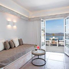 Отель Athina Luxury Suites Греция, Остров Санторини - отзывы, цены и фото номеров - забронировать отель Athina Luxury Suites онлайн комната для гостей фото 2
