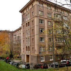 Гостиница Guest House Family в Москве отзывы, цены и фото номеров - забронировать гостиницу Guest House Family онлайн Москва вид на фасад