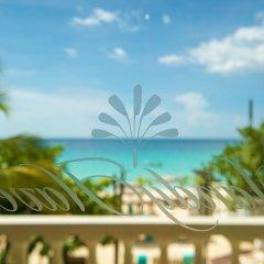 Отель Sandy Haven Resort балкон