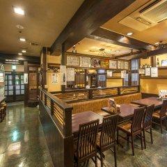Hakata Green Hotel 2 Gokan Хаката гостиничный бар