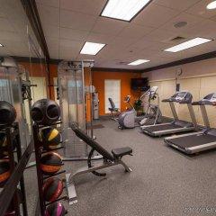 Отель Hampton Inn Vicksburg фитнесс-зал