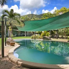 Отель Daintree Wild Zoo & Bed and Breakfast бассейн