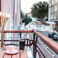 Отель Art Hotel Болгария, Варна - отзывы, цены и фото номеров - забронировать отель Art Hotel онлайн балкон