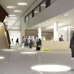 Отель Scandic Oslo Airport фитнесс-зал
