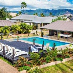 Tanoa Rakiraki Hotel бассейн фото 2